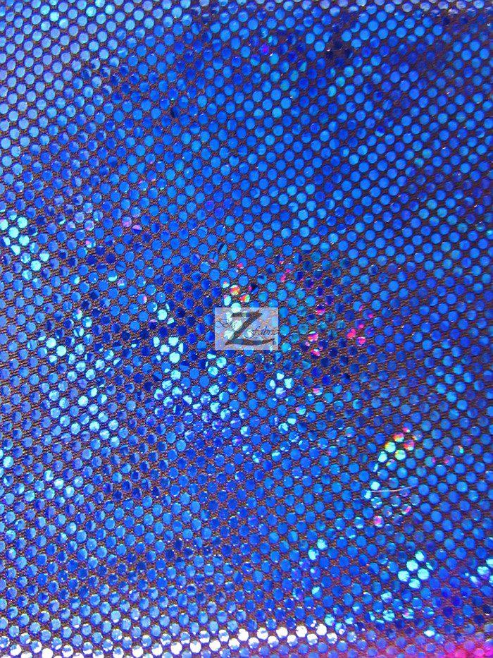 Crystal hologram nylon spandex fabric stretch spandex for Spandex fabric