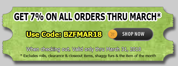 Big Z Fabric March Madness Spandex Sale!!!