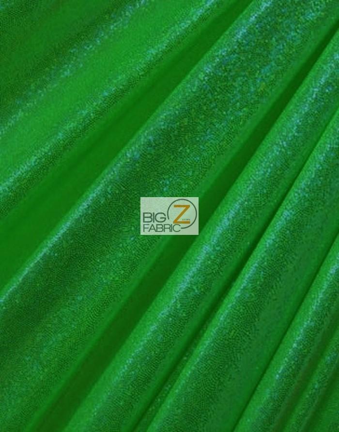 Kelly Green Mist Nylon Matrix Spandex Fabric