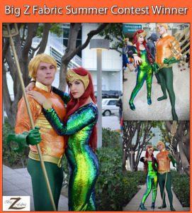 Stretch Spandex Fabrics Hero Costume