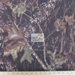 Mossy Oak Breakup Woodland Camouflage Spandex Fabric Measurement