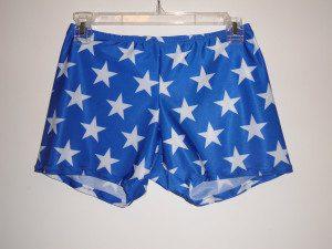 American Stars Spandex Fabric Shorts