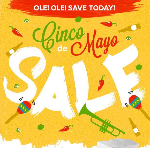 Loco Cinco De Mayo Spandex Sale