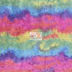 Tie-Dye Acid Dream Spandex Fabric Fairy Dust