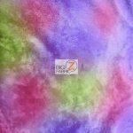 Tie-Dye Acid Dream Spandex Fabric Unicorn Fantasy