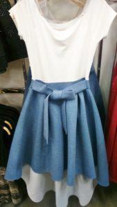 Techno Double Knit Dress
