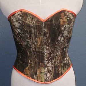 Mossy Oak Spandex Corset