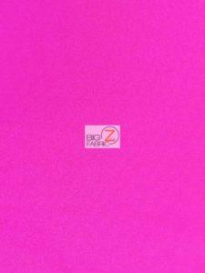 Solid Stretch Spandex Nylon Fabric Fuchsia