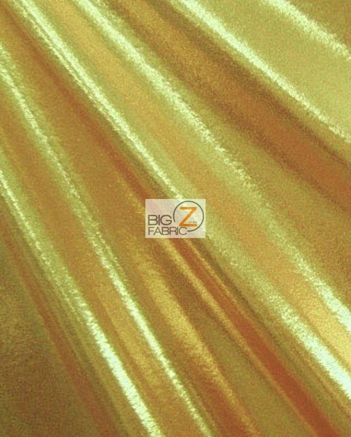Gold Mist Nylon Matrix Spandex Fabric