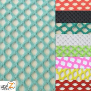 Stretch Netting Poly Spandex Fabric