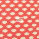 Stretch Netting Poly Spandex Fabric Coral