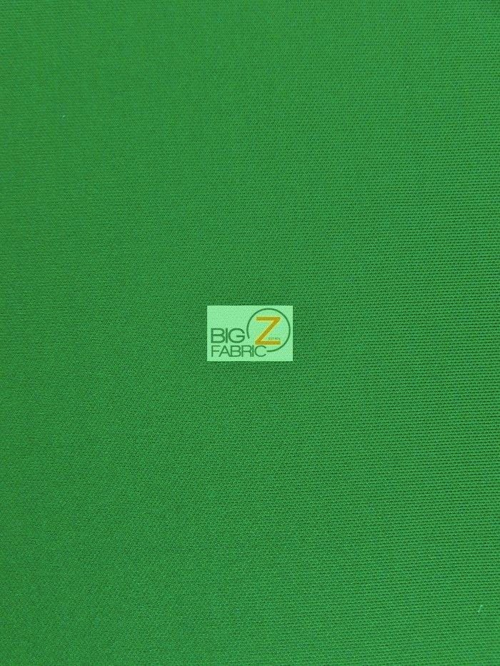 Kelly Green Techno Athletic Double Knit All-Purpose Fabric