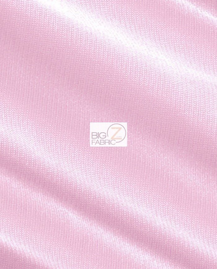 Light Pink Mist Nylon Matrix Spandex Fabric
