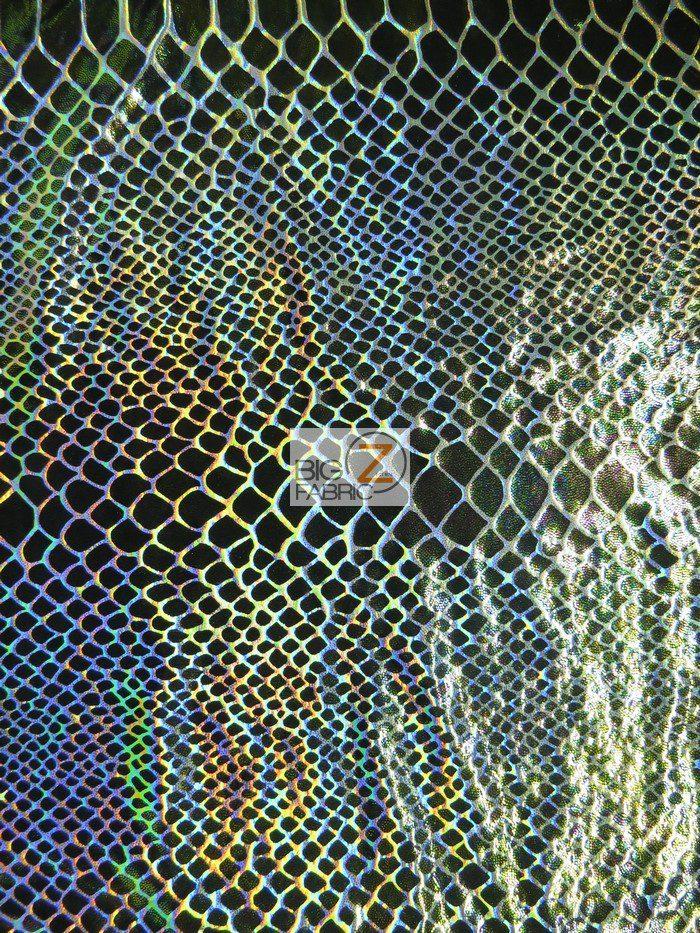 iridescent snake spandex