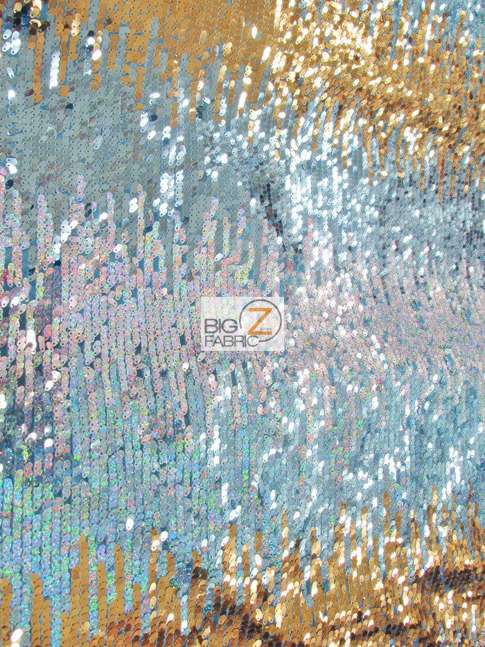 Stretch Spandex sequins fabric