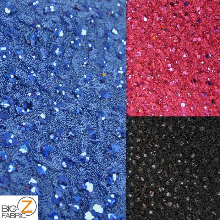 shiny spandex fabric